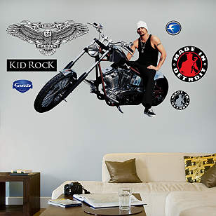 Kid Rock - Motorcycle